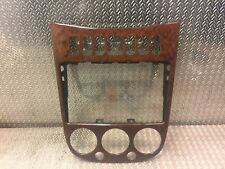 MERCEDES-BENZ CLASSE A W168 tableau de bord chauffage climat Radio Surround Trim