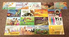 Lot 17 I CAN READ ABOUT Children's Books SCIENCE Animals HISTORY Homeschool