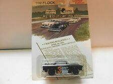 Hot Wheels - 1/64  - 55 Chevy  --Tim Flock # 3  -- Limited Edition