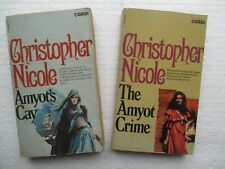 Christopher Nicole The Amyot Crime and Amyot's Cay pirates violence adventure