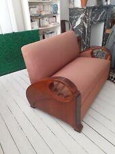 ensemble canapé 2 places et paire de fauteuils (peuvent être vendus séparément)