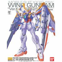 Bandai Hobby XXXG-01W Wing Gundam Ver. Ka MG 1/100 Model Kit USA Seller