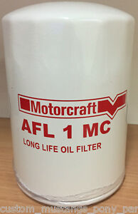 Genuine Ford Oil Filter Mustang 170 200 260 289 1964 1965 1966 64 65 66 6 Cyl V8