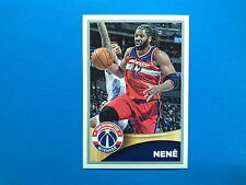 2015-16 Panini NBA Sticker Collection n.200 Nene Washington Wizards