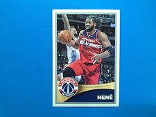 2015-16 Panini NBA Sticker Collection n.200 Nene Washington Wizards