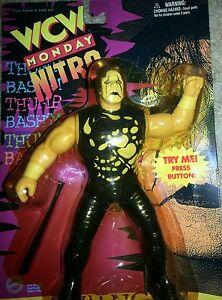 1997 WCW MONDAY NITRO STING  on Card