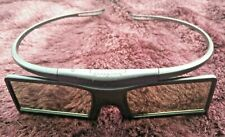 SAMSUNG ACTIVE 3D GLASSES MODEL SSG-4100GB NEW BATTERY TESTED