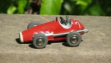 Vintage SCHUCO RED MICRO RACER 1040 Racer US - Zone Germany Working