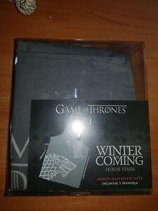 Set gant et Tablier de cuisine Game of Thrones winter is coming