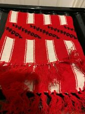 LIVERPOOL FOOTBALL CLUB- 1960'S 1980'S -  Memorabilia - Scarf
