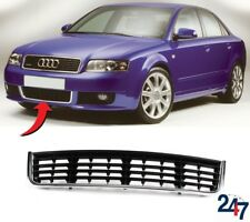 NEW AUDI A4 B6 2000 - 2005 S LINE FRONT BUMPER CENTER LOWER GRILLE