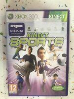 Kinect SPORTS Xbox 360 Spanisch
