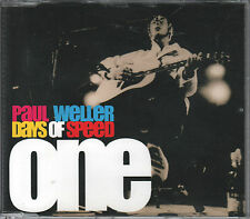 Paul Weller  CD-SINGLE  DAYS OF SPEED ( PROMO )
