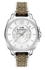 Coach Ladies Boyfriend Analog Dress Quartz Watch 14502416 $225