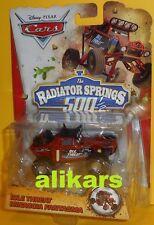 Off-Road - IDLE THREAT - Mattel Radiator Springs 500 Disney Pixar Cars vehicle