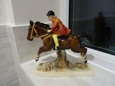 Vintage Hertwig Katzhutte Huntswoman Figurine #2 (a/f)