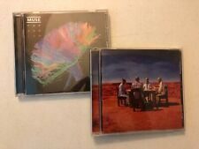MUSE CD LOT OF 2! BLACK HOLES & 2ND LAW!
