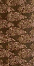 ONE Pottery Barn Sabyasachi Maharani Print STANDARD Sham LINEN Blend Brown Pink