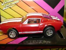JOHNNY LIGHTNING ~ SHELBY ~ SOLD OUT FOR 10 YEARS ~ ALSO FIT AFX, AW, JL
