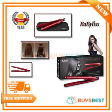 Babyliss Pro 235 Smooth Ceramic MultiVoltage Hair Straightener & Heat Mat 2398BU