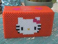 Hello Kitty Theme Perler Bead Box