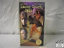 Macon County Jail VHS David Carradine, Ally Sheedy