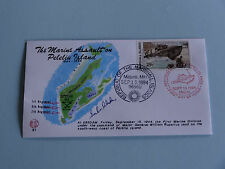WWII FDC #81 Marine Assault Peleliu Island US Japan * 50th Anniversary