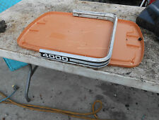 1980 Arctic Cat TRAIL CAT 4000: BACK BUMPER