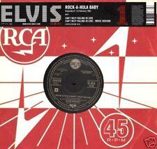 "10"" - Elvis Presley - Rock-A-Hula Baby (Rock & Roll) SEALED LISTEN - NUEVO OYELO"