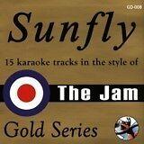 THE JAM SUNFLY KARAOKE CD+G