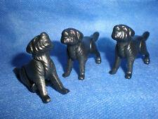 Playmobil 4769 räubergelage caballero 3 x bigote perro perros sin usar Top
