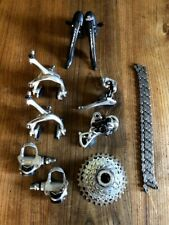 Campagnolo Chorus 10 speed mini groupset group set titanium record not MINT MINT