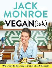 Signed Book - Vegan (ish): 100 simple, budget recipes by Jack Monroe Veganish