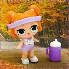 Lol Surprise Confetti Pop Sprints Doll Series 3 Wave 2 Athletic Club Runner Girl