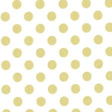 Tessuto di Cotone Fat Quarter-Michael Miller-Glitter trimestre DOT PEARLIZED
