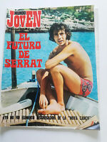 MUNDO JOVEN Nº 103*SPAIN POP MAG 1970*ISLE OF WIGHT*LEONARDO FAVIO*EGUILLOR