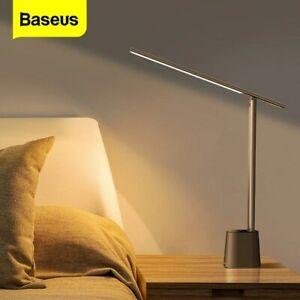 Baseus LED Smart Table Desk Reading Light Foldable  Eye Protection Night Lamp