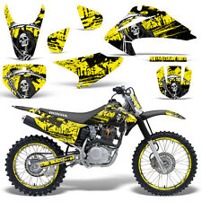 Honda CRF230F CRF150F Decal Graphic Kit Dirt Bike Sticker Wrap 2004-2007 REAP Y
