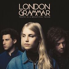 LONDON GRAMMAR - TRUTH IS A BEAUTIFUL THING (DELUXE EDITION)   CD NEW+
