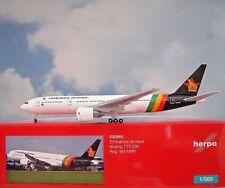 Herpa Wings 1:500 Boeing 777-200 Zimbabwe Vías Respiratorias 9M-MRP 530965