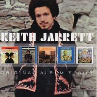 KEITH JARRETT - ORIGINAL ALBUM SERIES 5 CD NEU