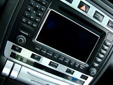Porsche Cayenne 955 S GTS V8 Turbo WLS Magnum Zierrahmen Radio echtes Aluminium
