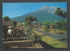 Bali Agung Vulcano Pura Besakih Temple Indonesia 70s