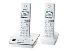 Panasonic Kx-tg8062gw weiß Duo mit ab