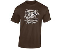 I'm A Tattooed Uncle Except Cooler  Mens Funny T-Shirt (12 Colours)