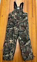 10X American Tradition Breakup Infinity Camouflage Insulated Bibs Overalls Reg M