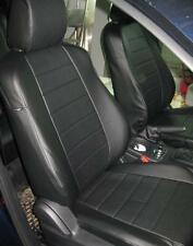 TOYOTA AVENSIS 03-08 SEAT COVERS PERFORATED LEATHERETTE eco-leather