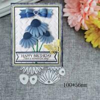 Petal Metal Cutting Dies Stencil DIY Scrapbooking Album Paper Card