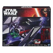 STAR WARS FIRST ORDER SPECIAL FORCES TIE FIGHTER / THE FORCE AWAKENS / HASBRO