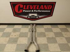 06-08 Chevrolet C6 Corvette Z06 OEM Cross Over Mid Pipe Exhaust
